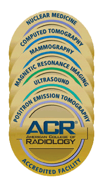 Accredited by the American College of Radiology